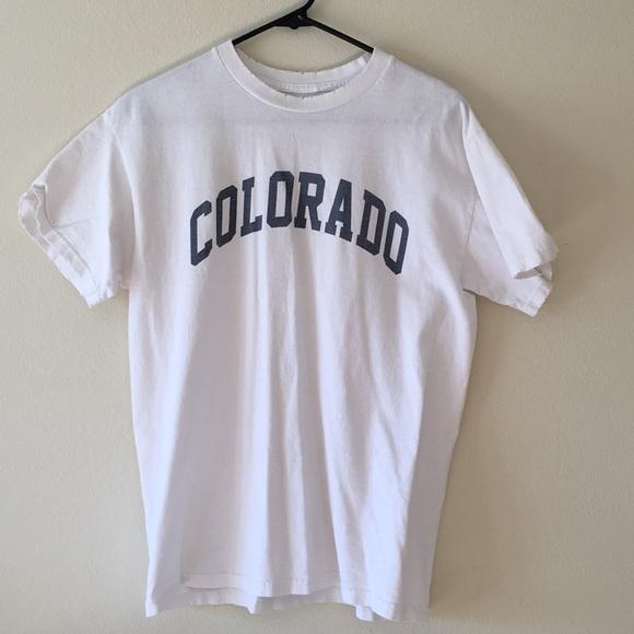 e3d5e53e1d263 Brandy Melville Colorado Graphic T-Shirt